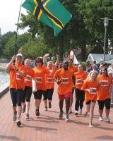 Staffelmarathon Eckernförde